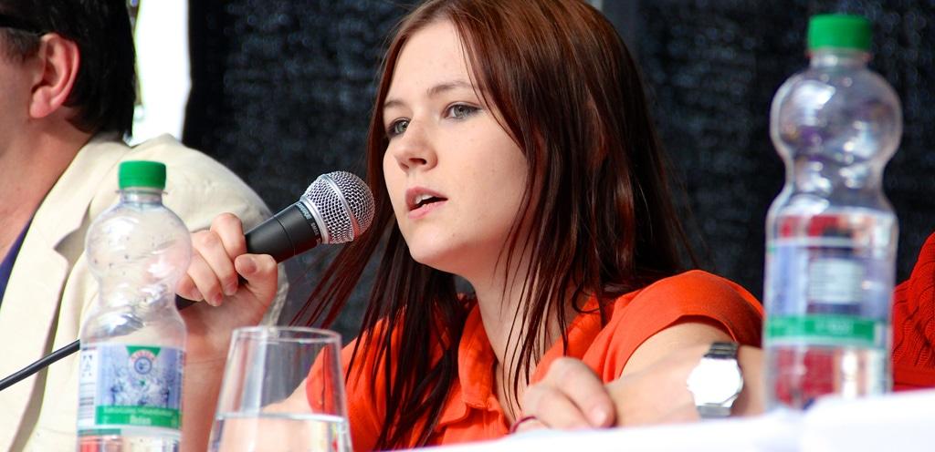 Jasmin Maurer - CSD 2012 - Foto: Andrea Jaeckel-Dobschat