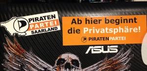 Privatsphaere Piraten - Foto: Andrea Jaeckel-Dobschat