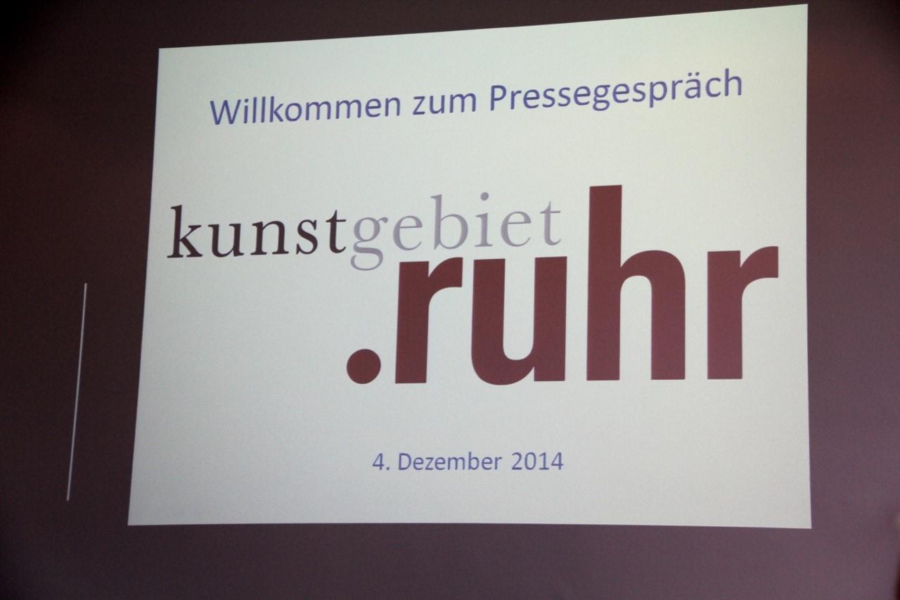 Zum Start von Kunstgebiet.Ruhr