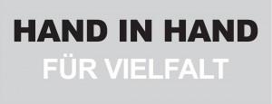 Hand in Hand für Vielfalt am 18.12.2014 in Saarbrücken