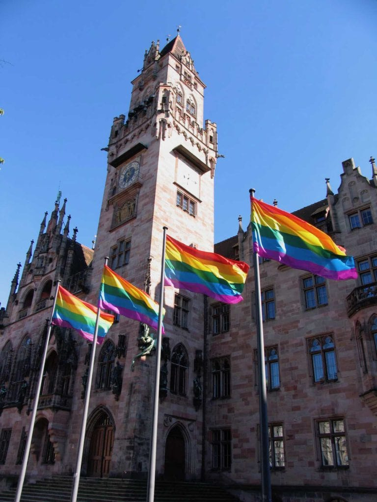 Piratenfraktion Saarland - das Erbe: LGBT