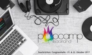 """Colors Of Pop"" 2017 & das PopCamp Saarland"