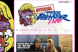 "Steel Panther Fans – ""Fanthers Worldwide"""