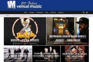 venue music – Dein Musik Magazin